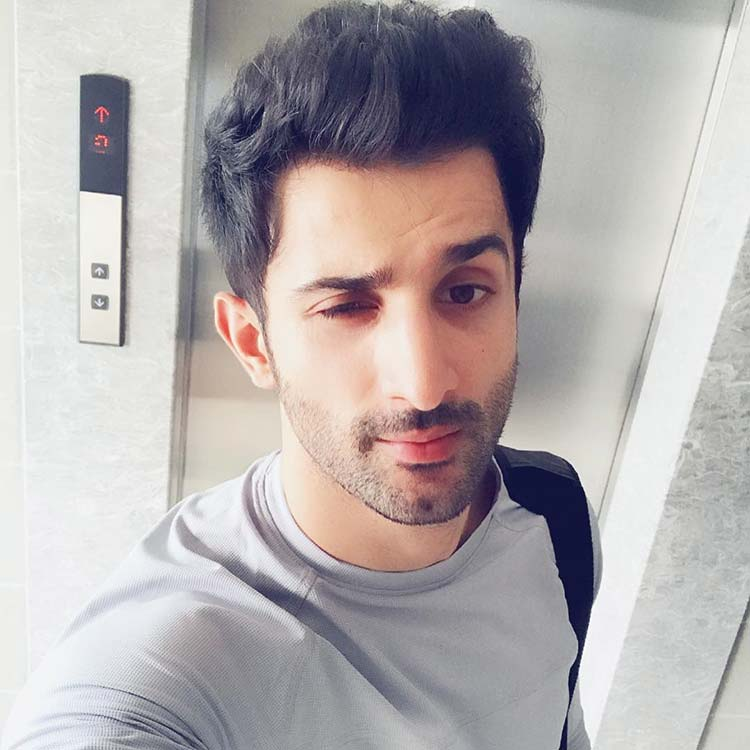 Bhoomi actor Sidhant Gupta aspired to be a pilot