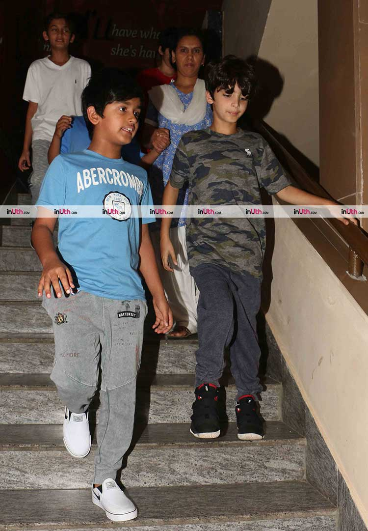 Hrithik Roshan and Sussanne Khan spotted together   Hrithik