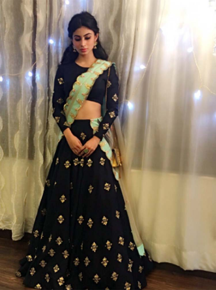 Mouni Roy is the epitome of grace and serenity