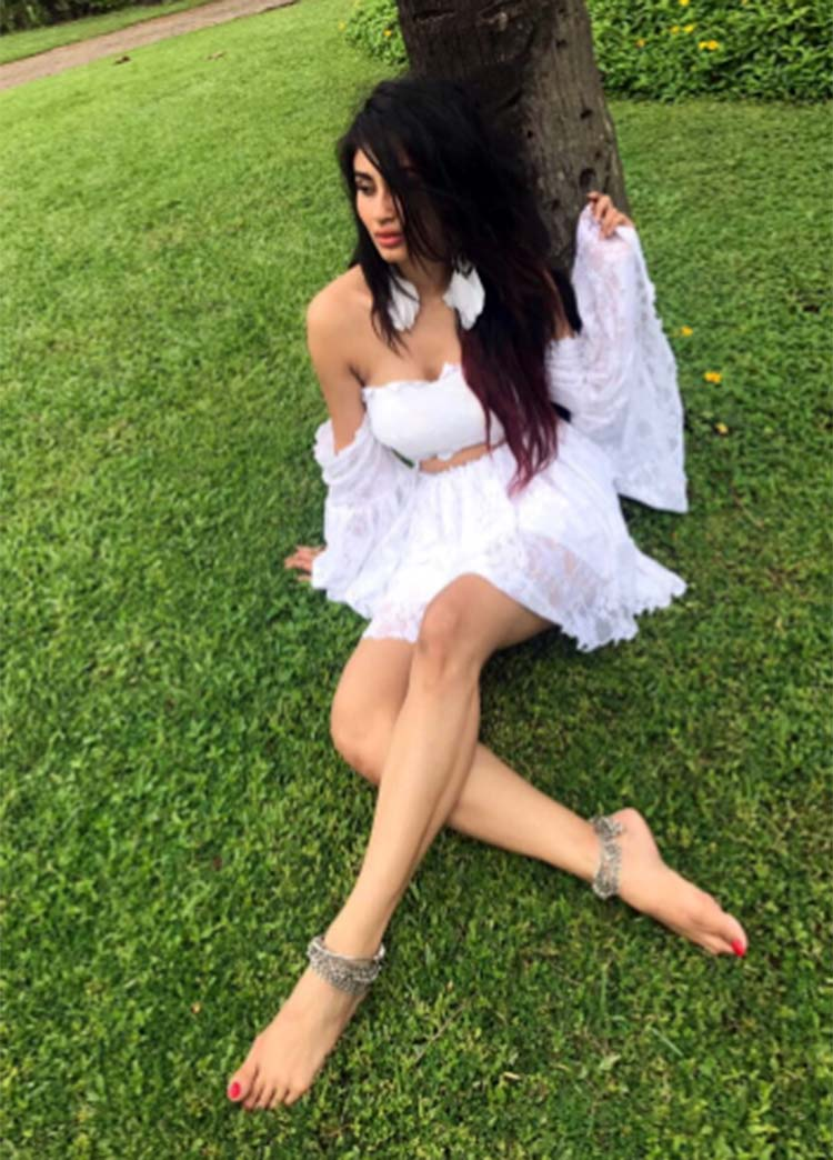 Mouni Roy's Instagram account is the only style file you need to follow