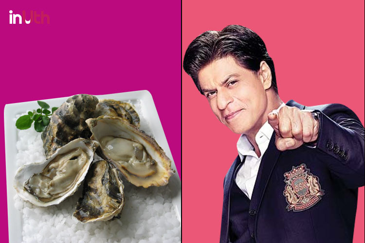 If Shah Rukh Khan and 7 other actors were dishes, what would they be?