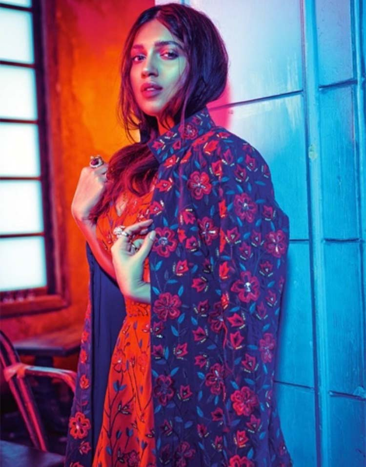 Bhumi Pednekar is carrying a stunning attitude in this photoshoot