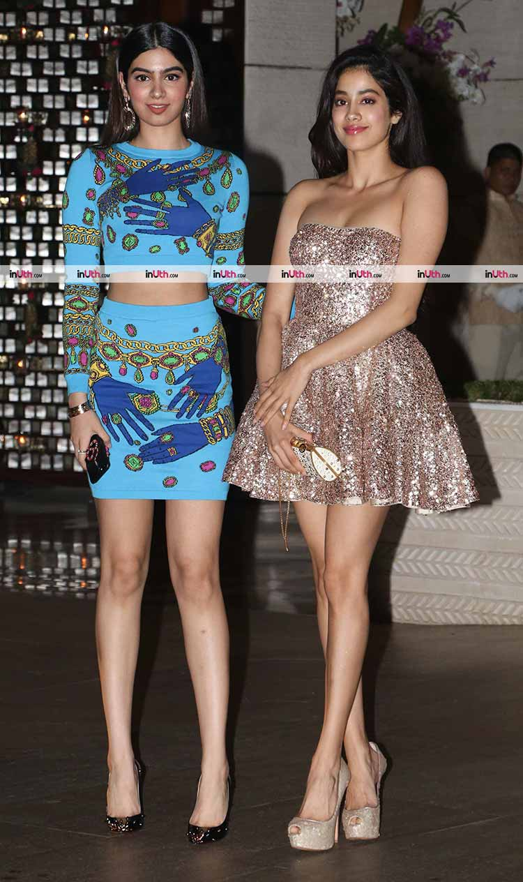 Jhanvi and Khushi Kapoor's style game will leave you in awe of them