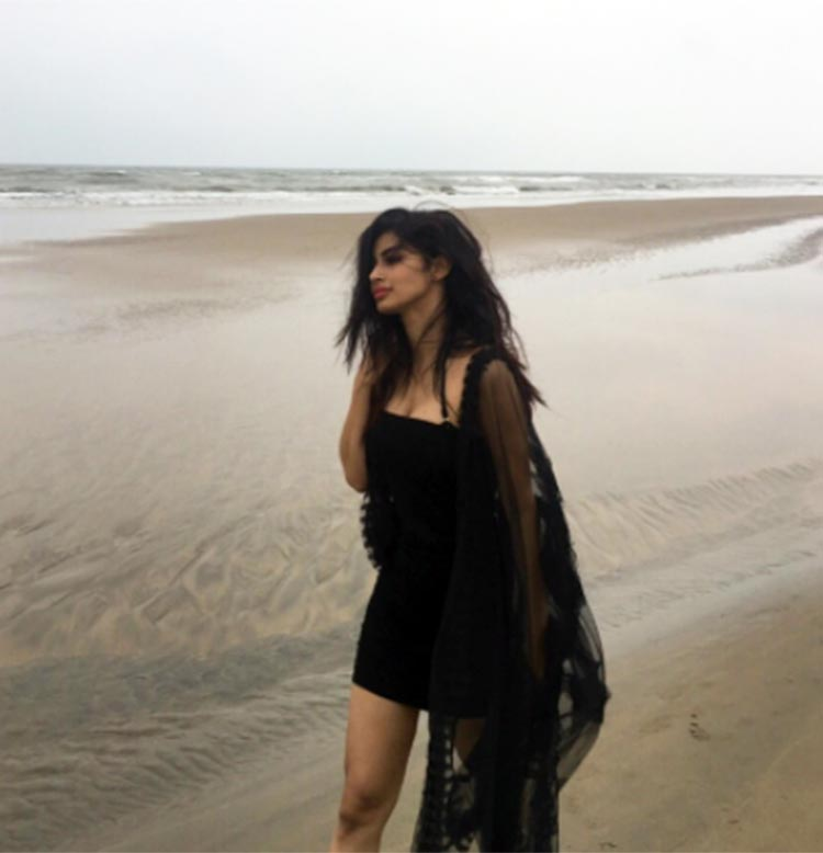 Mouni Roy's Instagram account is spitting fire these days