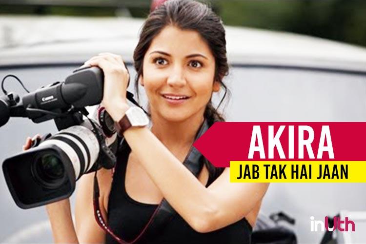 Anushka Sharma in Jab Tak Hai Jaan