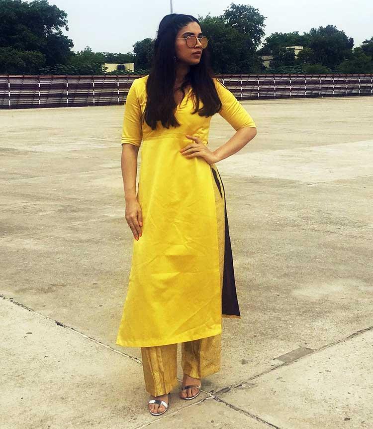 Bhumi Pednekar brightening Lucknow up during Toilet: Ek Prem Katha promotions