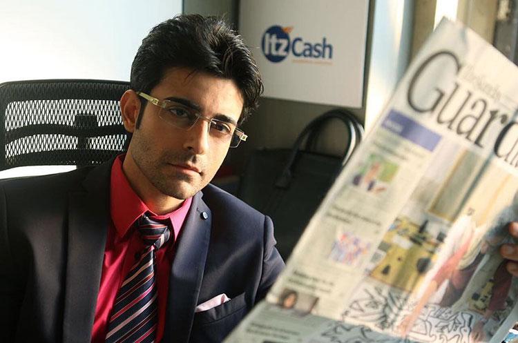 Gautam Rode's first look from Aksar 2