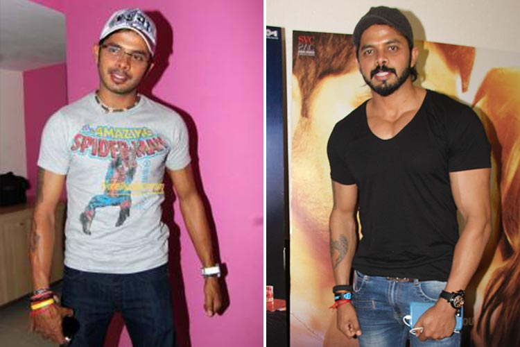 S. Sreesanth looks like a different man now