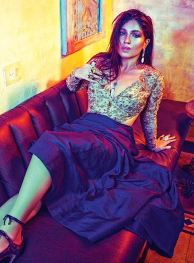 Bhumi Pednekar is nothing short of burning hot in this pic