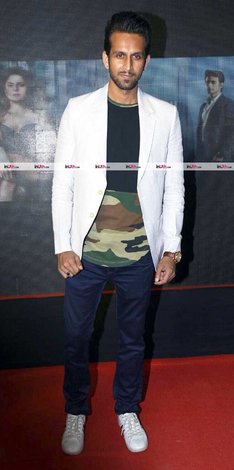 Mohit Madaan at the second trailer launch of Aksar 2
