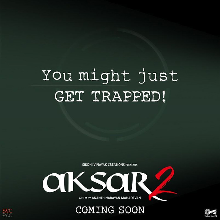 The Aksar 2 poster is pitching the excitement even higher