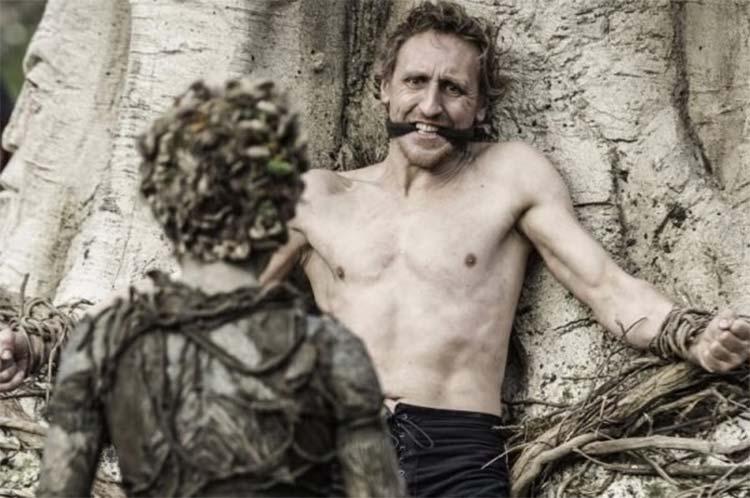 Vladimir Furdik was seen in one episode of the Game Of Thrones season 6