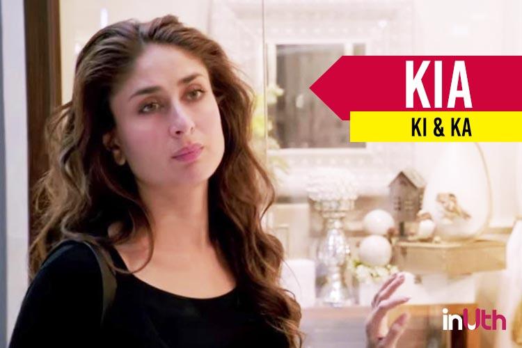 Kareena Kapoor in Ki & Ka