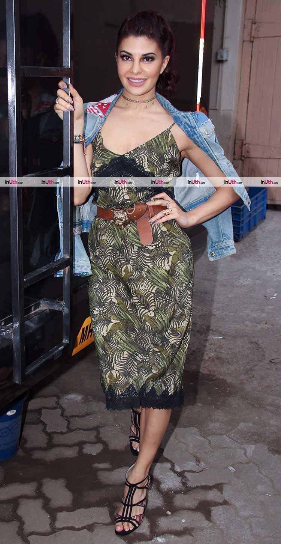 Jacqueline Fernandez turns a poser before A Gentleman promotions