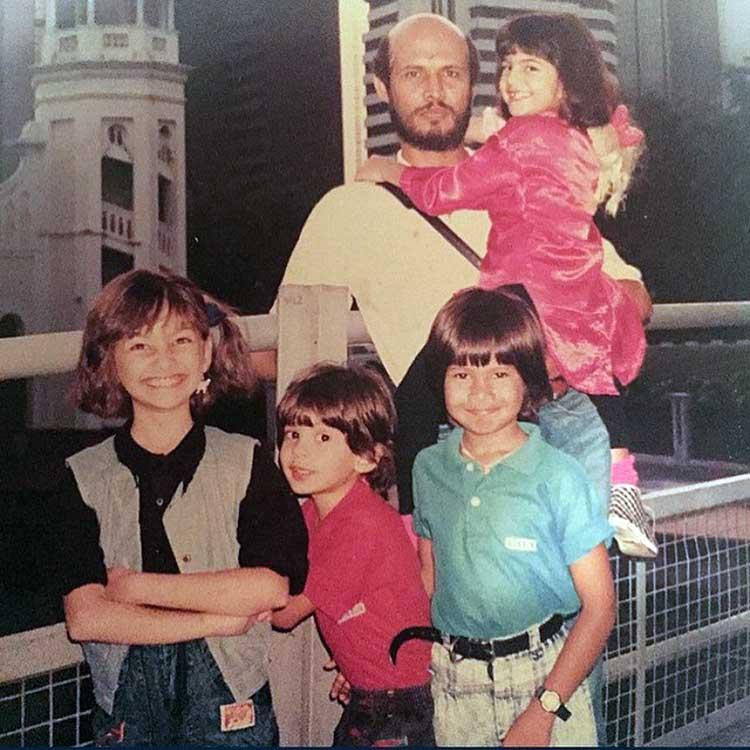 Jacqueline Fernandez Family Photos | www.imgkid.com - The ...