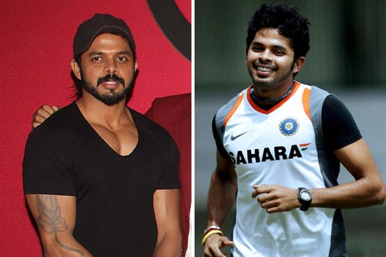 S. Sreesanth has got the Bollywood look handy