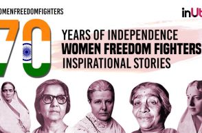Women freedom fighters