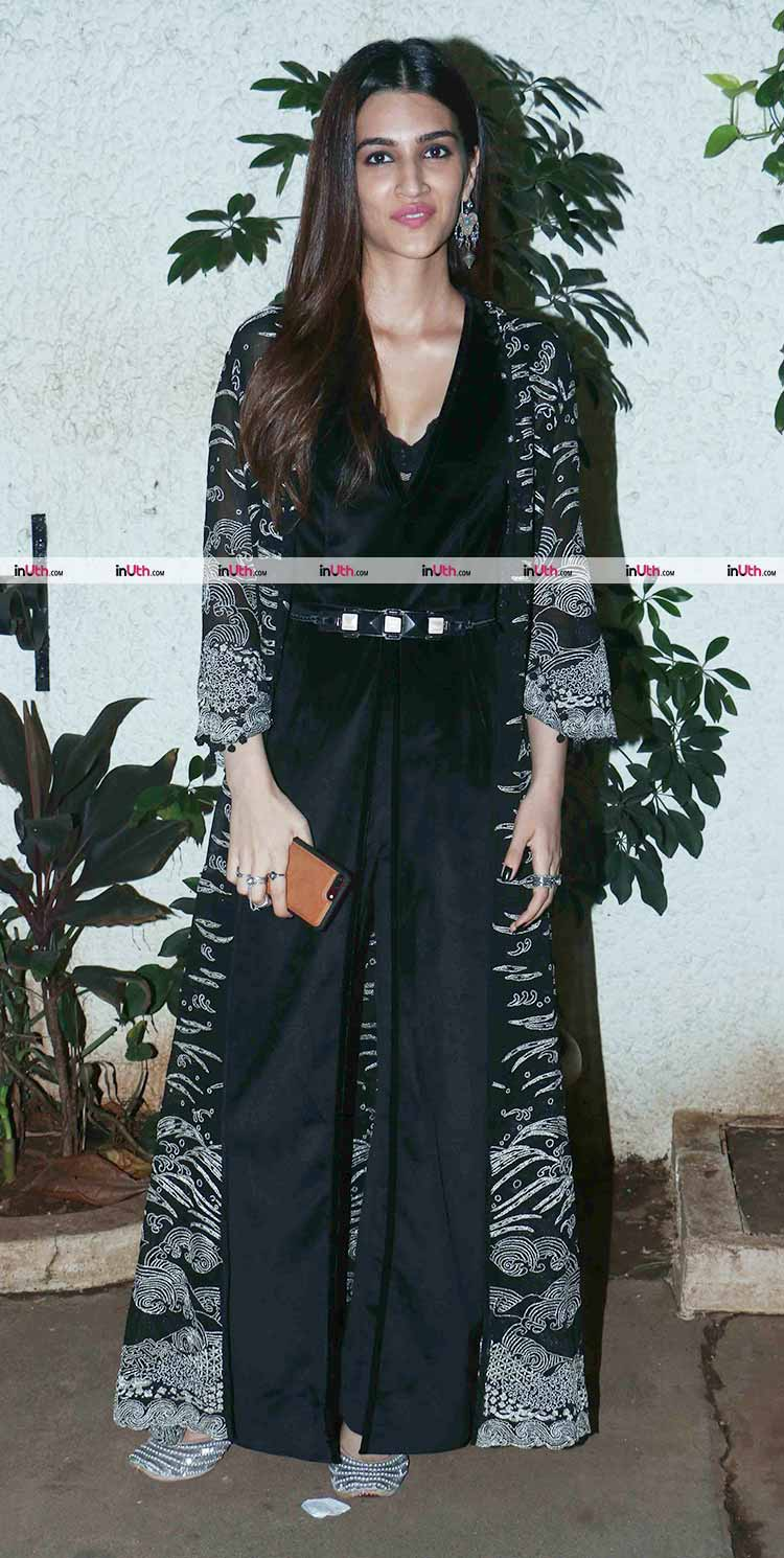 Kriti Sanon at the special screening of Bareilly Ki Barfi