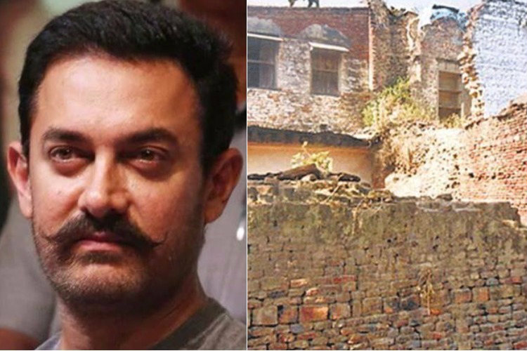 Aamir Khan's ancestral property in Shahabad