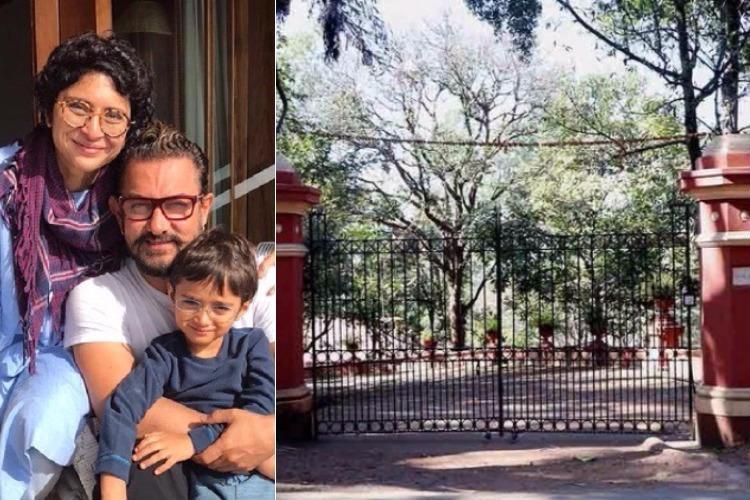 Aamir Khan and Kiran Rao own a bungalow at Panchgani
