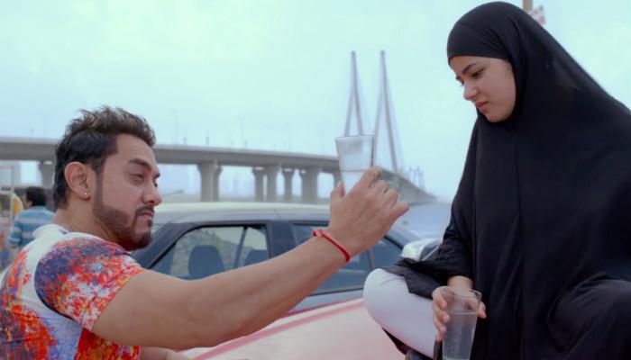 Aamir Khan, Zaira Wasim