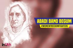 Abadi Bano Begum: First Muslim woman to address a political gathering wearing a burqa