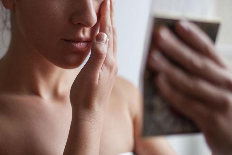 Acne, skin care, food