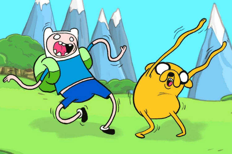 Adventure Time, Adult Animated Shows