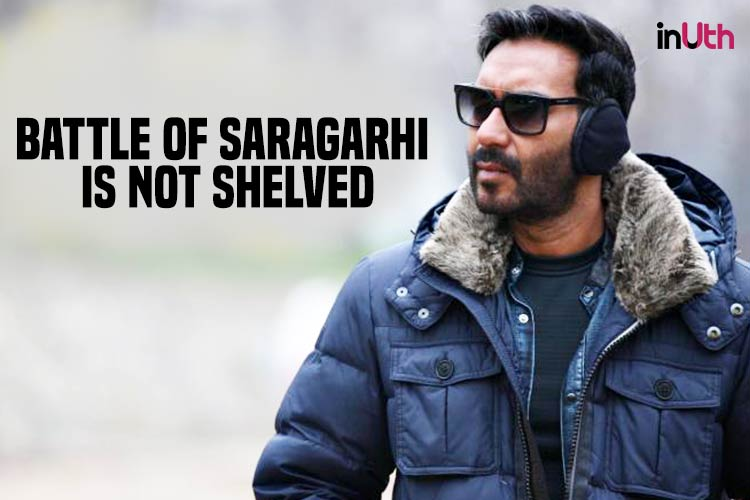 Ajay Devgn talks about Battle of Saragarhi