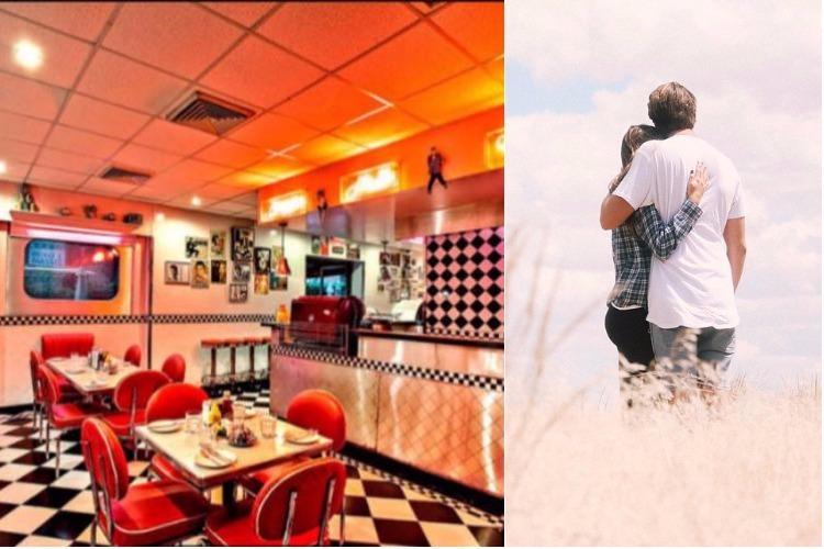 American Diner, foodAmerican Diner
