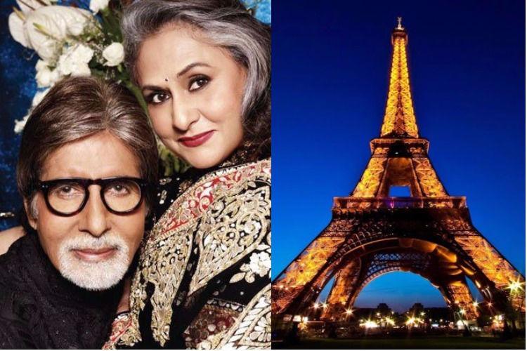 Amitabh Bachchan gifted Jaya Bachchan a plush bungalow in Paris