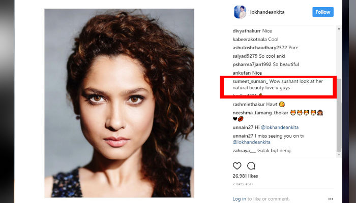 Ankita Lokhande, Instagram, photos