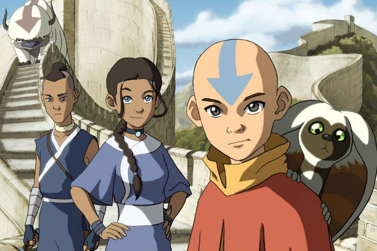 Avatar The Last Airbender, Adult Animated Shows