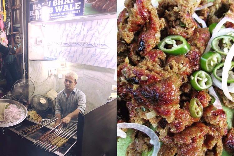 kabab, food