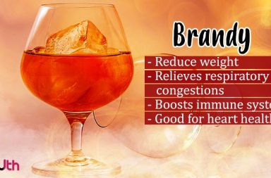 brandy, health benefits, food