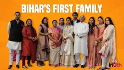 School dropout to MBBS: A look at the educational qualifications of Lalu Prasad's family