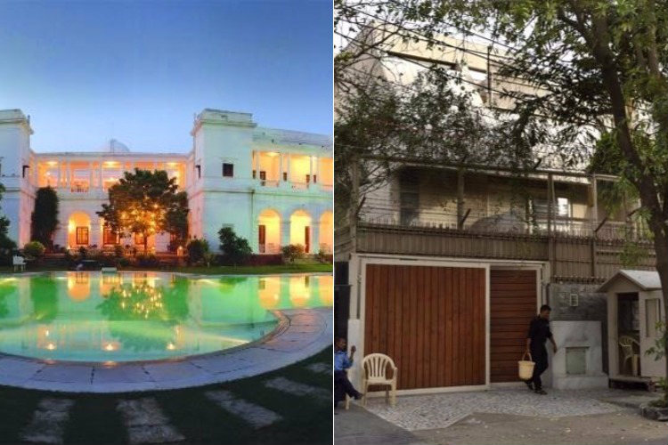 house of amitabh bachchan from inside