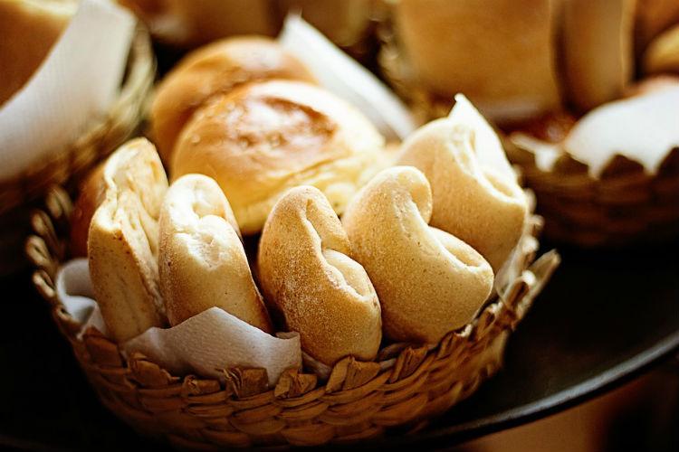 Bread, food, health