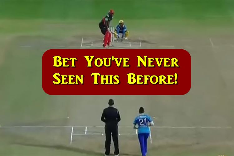 Watch: The worst over Chris Gayle ever faced in CPL history!