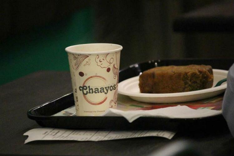 Chaayos, food, delhi