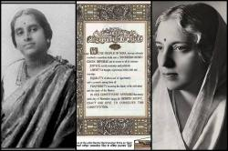 Meet the 15 women who played a key role in drafting the Indian Constitution