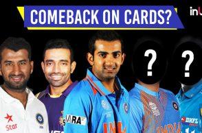 India's squad for Sri Lanka, Gautam Gambhir, Manish Pandey, Robin Uthappa, Suresh Raina, Cheteshwar Pujara