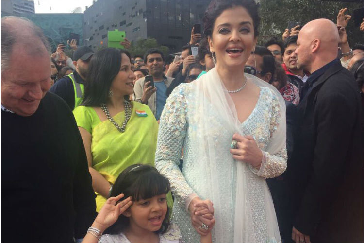 Aishwarya Rai celebrates Independence Day (Courtesy-Twitter)