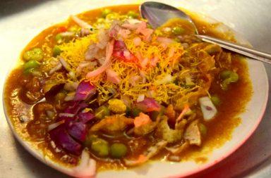 street food, noida