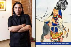 On Janmashtami, meet the artist who's reimagining Lord Krishna for a younger audience
