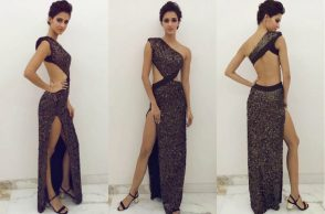 Disha Patani at Vogue Beauty Awards featured