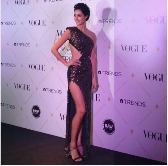 Disha Patani at Vogue Beauty Awards two