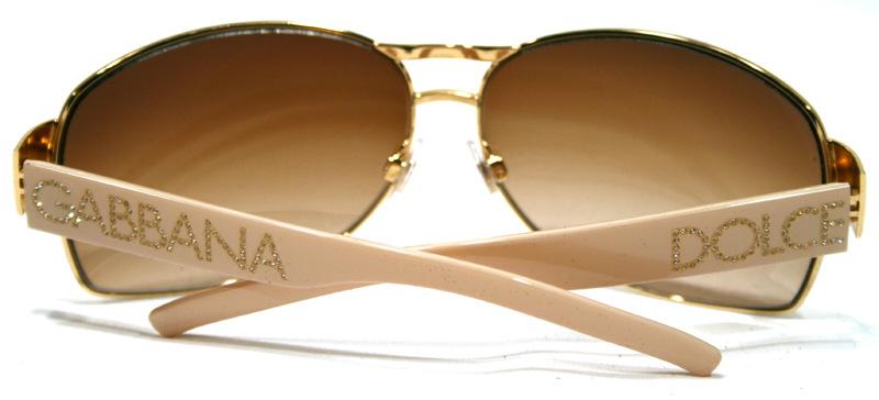 Dolce Gabbana DG2027B Sunglasses