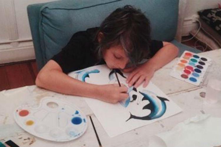 Ezrah Dormon, Tattoo Artist