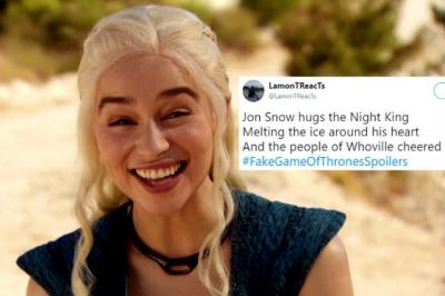 Game of Thrones, Spoilers